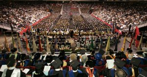 Temple University commencement